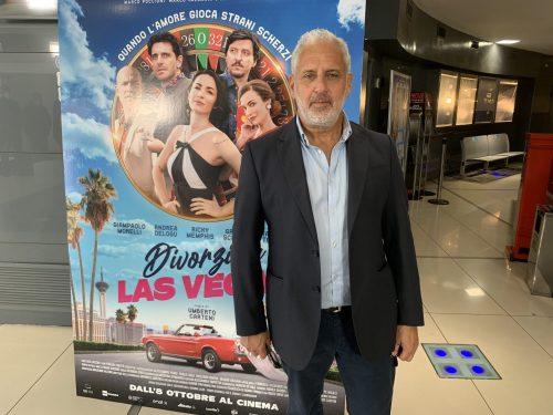 VINCENT RIOTTA: UNA STAR INTERNAZIONALE NEL FILM DIVORZIO A LAS VEGAS