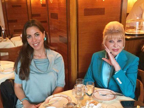 ELEONORA PIERONI, STAR DELLO SHOWBIZ INTERNAZIONALE