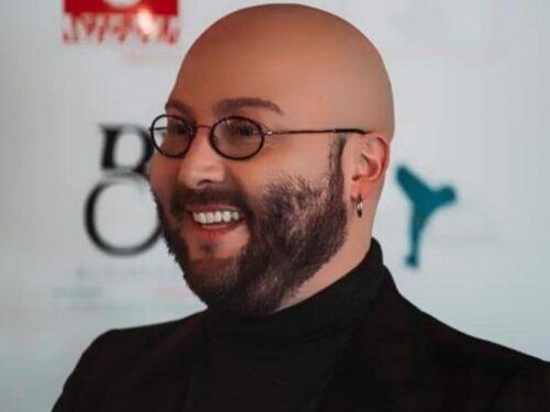 Andrea Ubbiali, grandi riscontri per lo stilista dei vip
