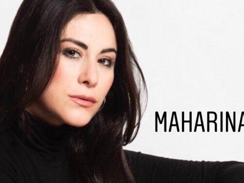 """""""Via di qua"""" il nuovo singolo di Maharina pubblicato l'8 ottobre su tutte le piattaforme streaming"""